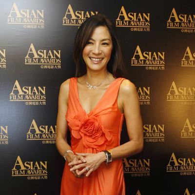 Michelle Yeoh in Star Trek Discovery