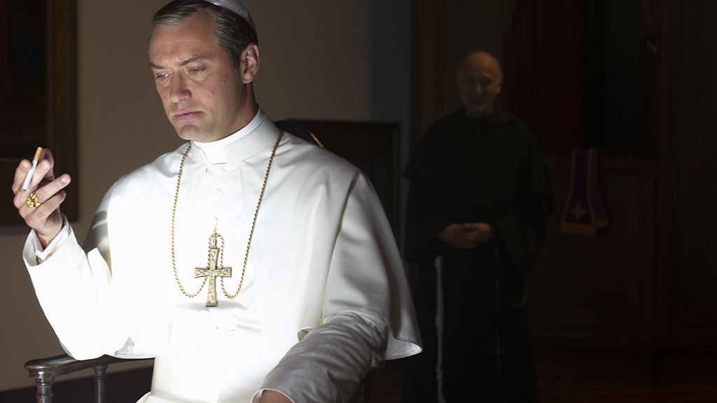 The young pope S1