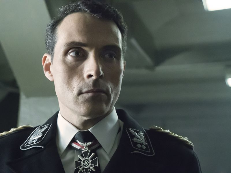 The man in the high castle S2