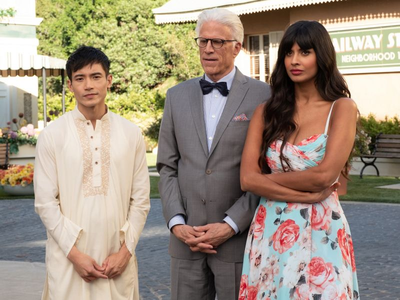 The Good Place S04