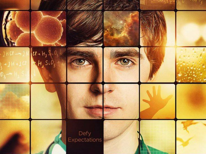 The Good Doctor S02 poster