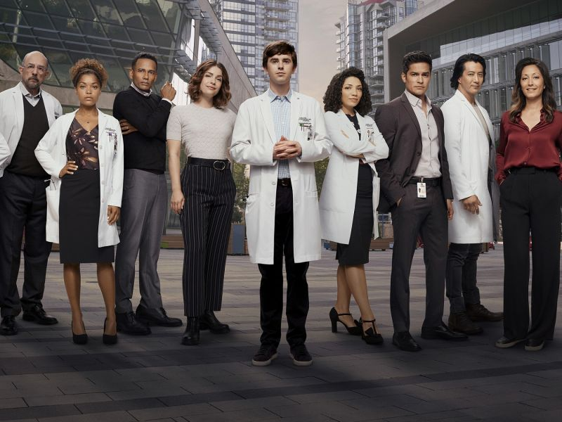 The Good Doctor S03