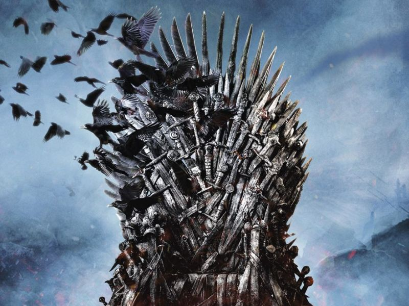 Game of Thrones box blu-ray