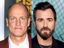 Woody Harrelson Justin Theroux