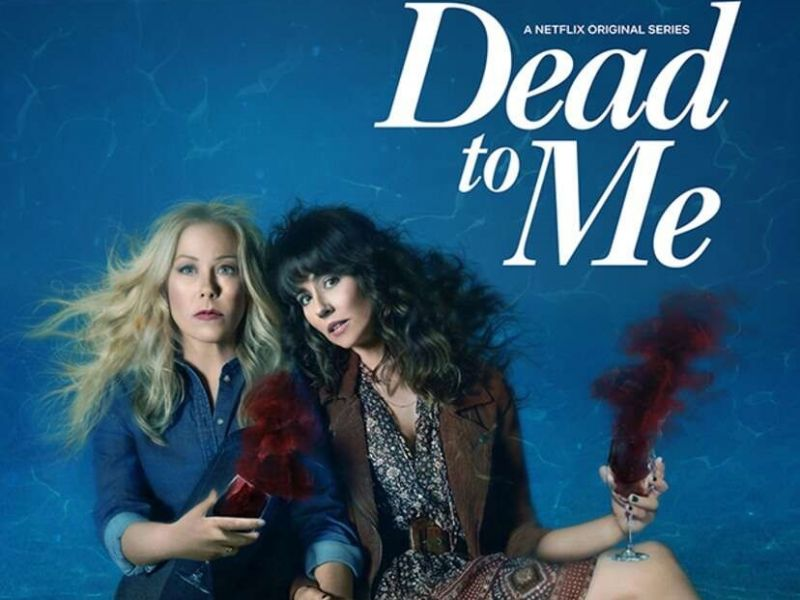 Dead to Me S02 poster