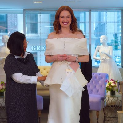 Unbreakable Kimmy Schmidt: Kimmy vs. the Reverend