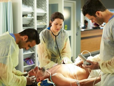Saving Hope S03