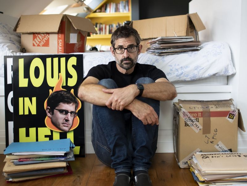 Louis Theroux: Life on Edge