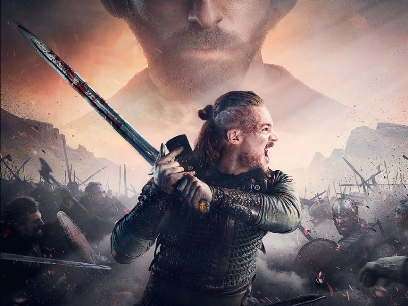 The Last Kingdom S03 dvd