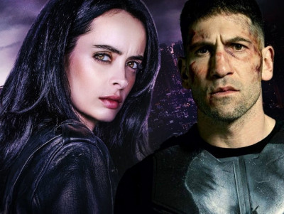 The Punisher Jessica Jones