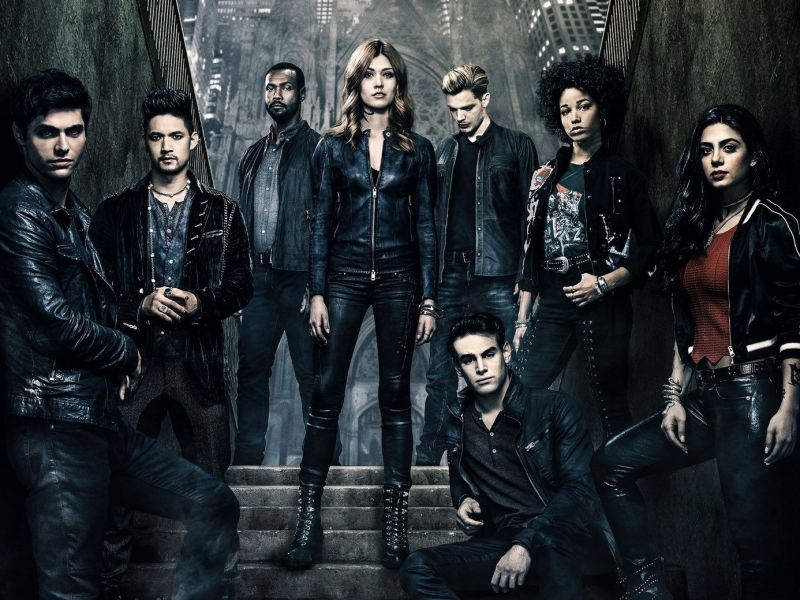 Shadowhunters S03 Poster