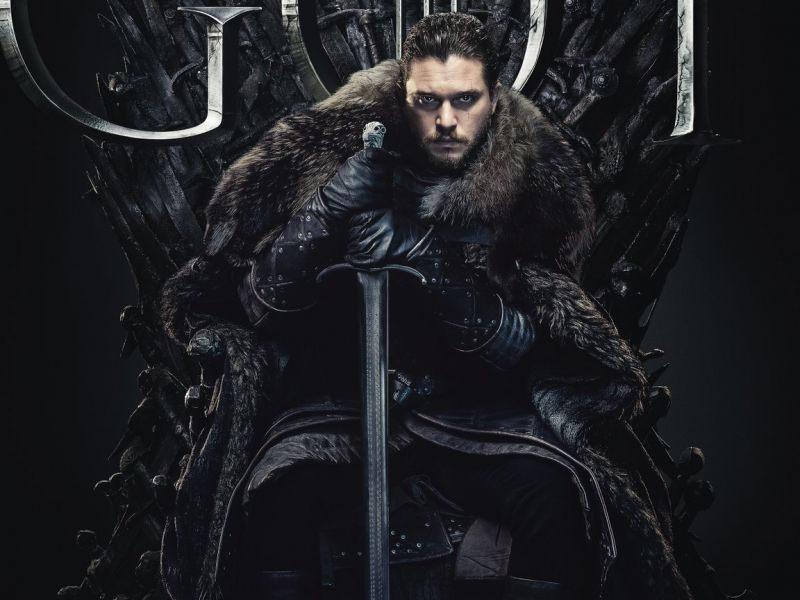Game of Thrones S08 poster