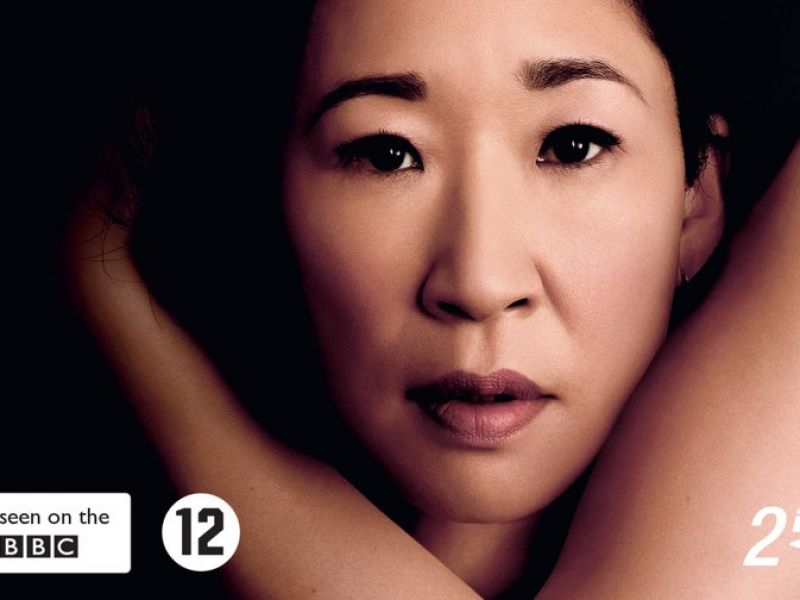 Killing Eve dvd