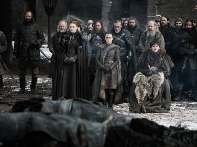 Game of Thrones 804